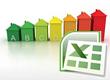 Fogli Excel Gratuiti per calcolare risparmio energetico e proprietà termiche dei componenti edilizi