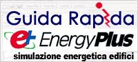 Guida Energyplus italiano - Simulazione energetica degli edifici in regime dinamico