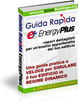 Guida Rapida EnergyPlus: Software per la Simulazione Termica in Regime Variabile degli Edifici