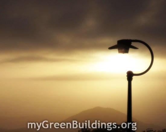 Lampade ad energia solare da esterno per il risparmio energetico