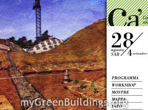 Sostenibilità in Edilizia per Tre Atenei alla Mostra Internazionale di Architettura