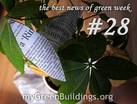 Green Week my Green Building s news 28