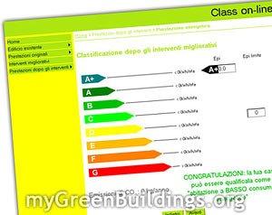 Certificazione Efficienza Energetica e Fabbisogno Energetico Edificio: Calcolo Veloce con Software Online Gratuito