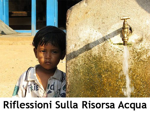 Riflessioni sulla Risorsa Acqua: Premio Internazione Scritture d'Acqua