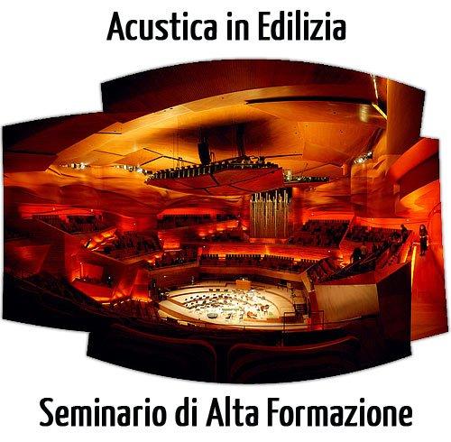 Acustica in Edilizia ed Energia dal Suono: Seminario di Alta Formazione a Bologna