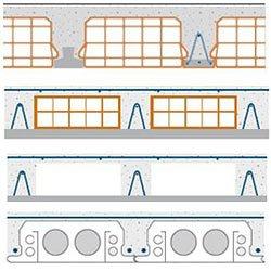 Analisi di possibili pacchetti di solaio in grado di rispondere ai limiti imposti dai D.Lgs. 192/05 e 311/06