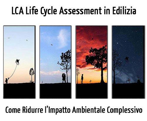 LCA Life Cycle Assessment in Edilizia: Come Ridurre l'Impatto Ambientale Complessivo di un Edificio