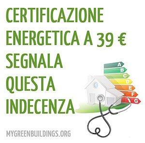 Costo certificazione energetica: lo scempio dei prezzi al ribasso