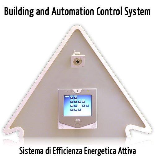 Domotica in casa e building automation risparmiare energia attivamente