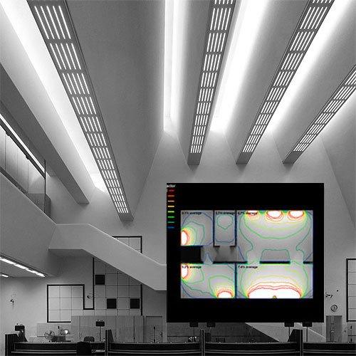 Calcolo Illuminazione Naturale con Software Gratuito: Fattore Medio di Luce Diurna e Adempimenti Normativi (Prima parte)