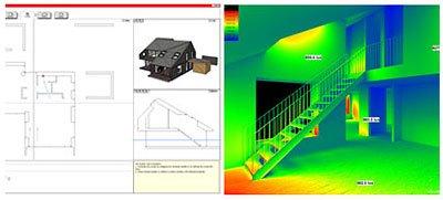 Calcolo Illuminazione Naturale Con Software Gratuito Fattore Medio