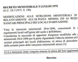 Cosa Dice la Normativa Italiana Riguardo l'Illuminazione Naturale degli Ambienti?