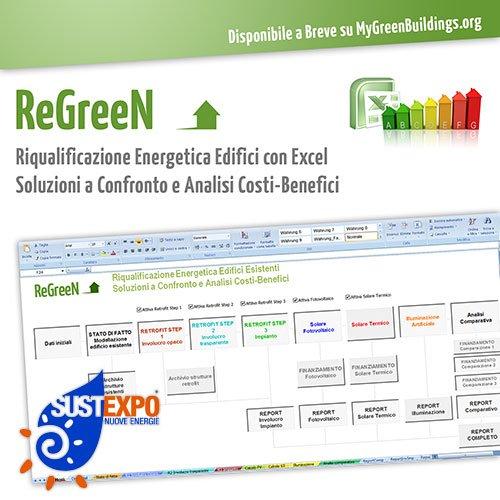 ReGreeN: Riqualificazione Energetica degli Edifici con Excel