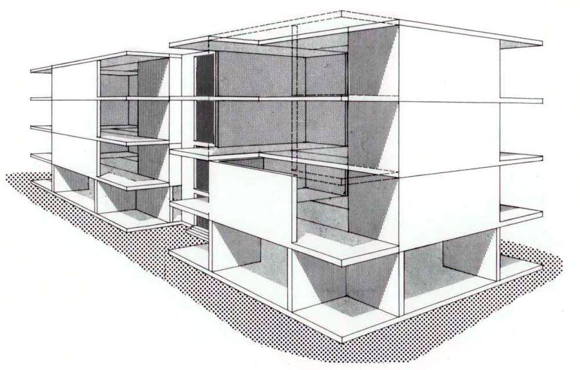 Riqualificazione energetica edifici popolari prefabbricati