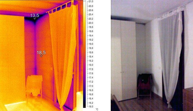 Individuazione-ponte-termico-muffa-con-termografia