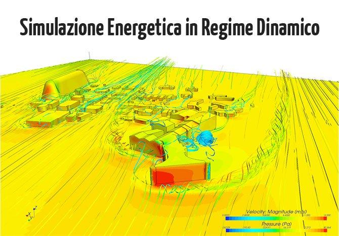 Simulazione Energetica in Regime Dinamico degli Edifici nZEB