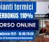 Corso Online Impianti Termici per il Superbonus 110%