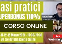 Casi Pratici Superbonus 110% corso online