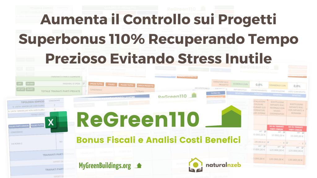 Copertina presentazione ReGreen110